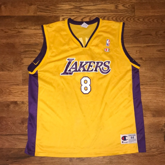 low priced 73644 aeda3 Vintage Kobe Bryant Lakers Jersey